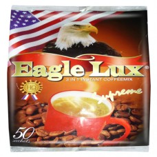 Eagle Lux Supreme 3 In 1 Instant Coffee