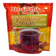 Red Dates With Longan Instant Tea